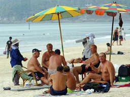 Deutscher (22) tot am Strand in Thailand