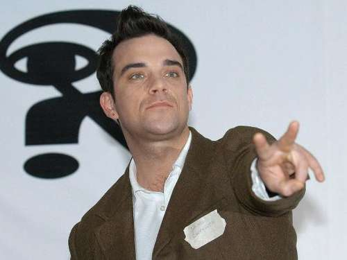 """Popstars"": Robbie Williams als Stimmcoach"