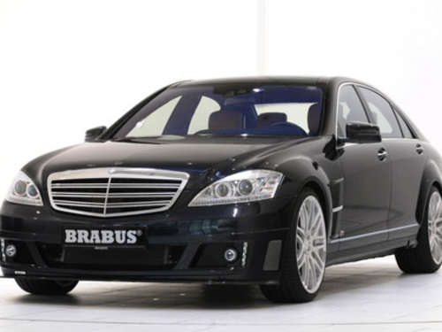 Luxus mit Speed: Mercedes S-Klasse mit 800 PS