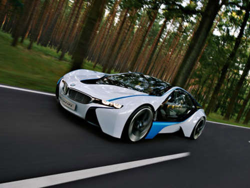 BMW 400 PS Hybrid-Sportler geht in Serie