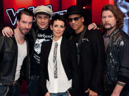 """The Voice of Germany"" räumt in den Musik-Charts ab"