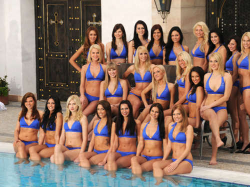 """Miss Germany"": Kandidatinnen im Trainingscamp"