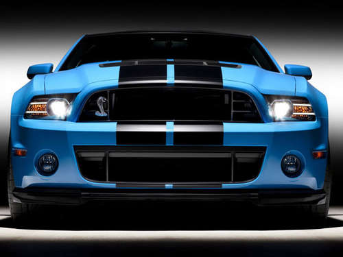 Power Monster: Ford Shelby GT500 mit 672 PS