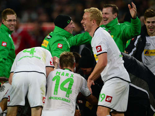 Gladbach beendet Hannovers Serie