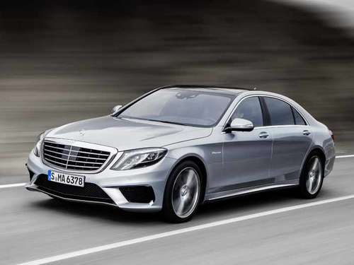 S-Klasse mit Superpower: Mercedes S63 AMG