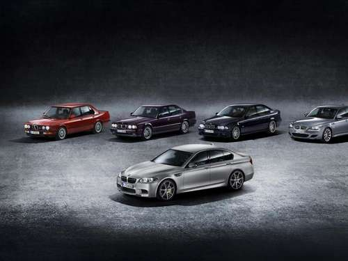BMW M5 - Der verkannte Business-Renner