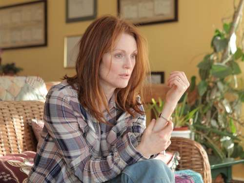 «Still Alice»: Julianne Moore in ihrer Oscar-Rolle