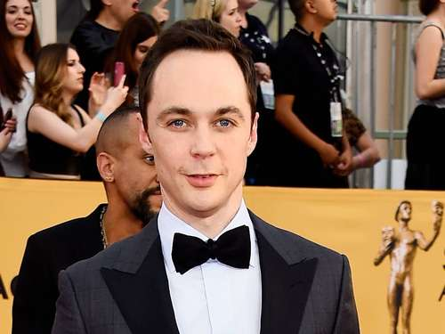 Jim Parsons erhält Hollywood-Stern
