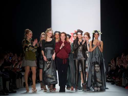 Fashion Week Berlin - Shows mit unkonventionellen Models