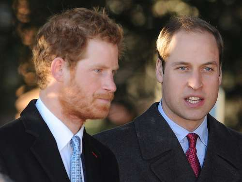 Prinz William und Harry trauern um Antarktis-Abenteurer