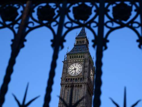 An alle London-Touris: Big Ben soll verstummen