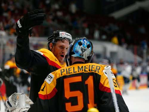 Eishockey-WM: DEB-Team fertigt Slowakei ab