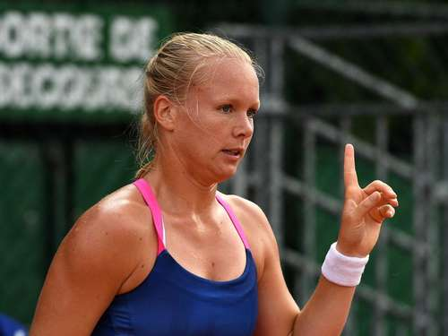 Bertens will in das Viertelfinale der French Open