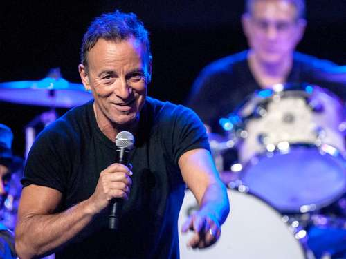 "Bruce Springsteen nennt Trump ""Idiot"""