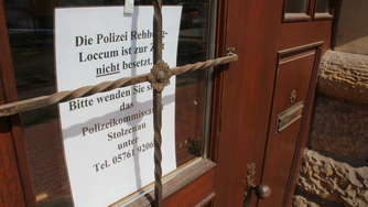 Polizeidienststelle bleibt in Rehburg
