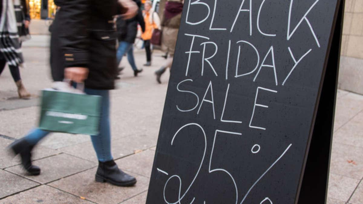 4e0b1af92d2dc7 Black Friday 2018  In welchen Geschäften gibt es die besten Schnäppchen
