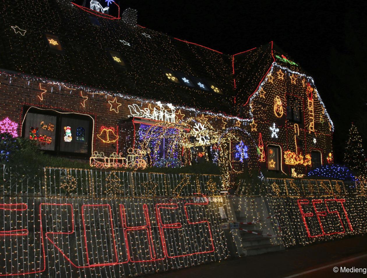 Kalle Niedersachsen Weihnachtsbeleuchtung.Weihnachtshaus Calle Neues Und Altbewährtes Nienburg