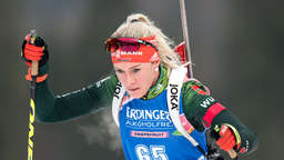Biathlon-Weltcup 2018/19 in Soldier Hollow: Einzel, Massenstart, Staffel