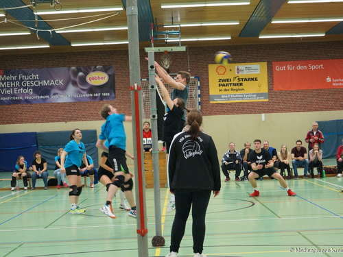 Volleyballturnier Eystrup