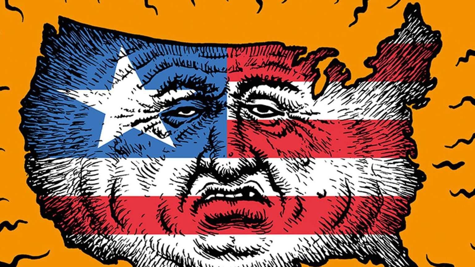 """Amerika-Comic von Robert Crumb | Kultur"