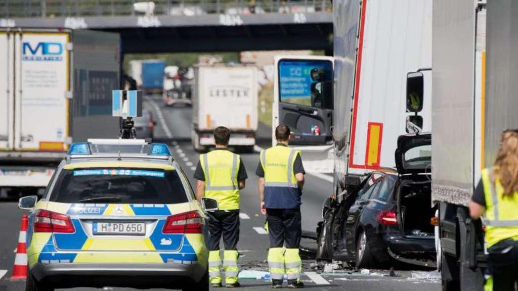 Unfallstatistik Autobahn