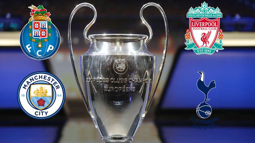 Champions League Im Live Ticker Fc Liverpool Mit Grosser
