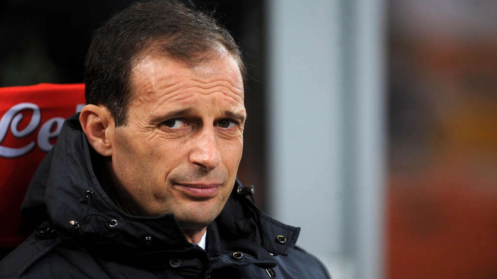 Massimiliano Allegri.