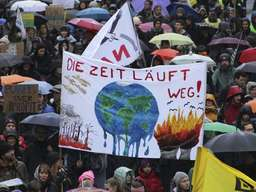 """Fridays-for-Future""-Demo in der Bremer Innenstadt"