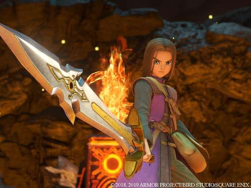 "Test der Switch-Version von ""Dragon Quest XI"": Pure Liebe"